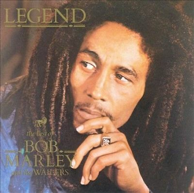 Cd Bob Marley & The Wailers Legend The Best Of Brand New Sealed Greatest Hits