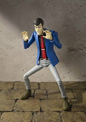 Tamashii Nations Bandai Lupin The Third Lupin The Third H Figuarts Action Figure BAN04091