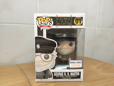 George R. R. Martin Game of Thrones FUNKO | Barnes & Noble exclusive | GOT