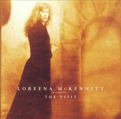 Cd Loreena Mckennitt The Visit Brand New Sealed Enhanced Cd