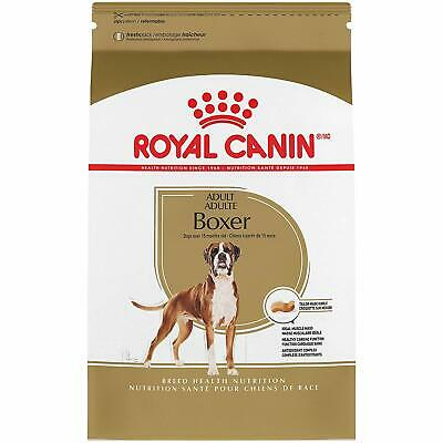 Royal Canin Breed Health Nutrition Boxer Adult Dry Dog Food, 30-Pound