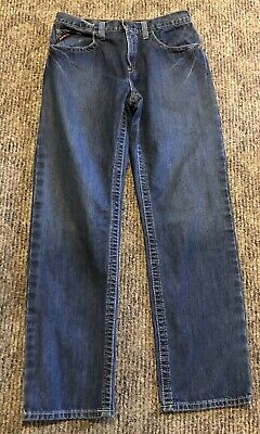 bd08cac1 Ariat Work FR M3 Loose Mens Jeans - HRC2 2112 - Size 32x34 Flame Resistant
