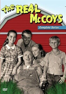 THE REAL MCCOYS COMPLETE SERIES New Sealed 30 DVD Set Seasons 1 2 3 4 5 6