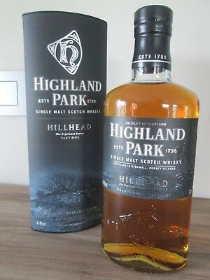 Highland Park Hillhead - The Keystones Series - Part Five - Limited to 1200 btls