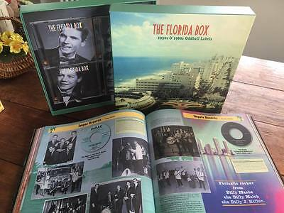 THE FLORIDA BOX - KILLER PRIMITIVE ROCKABILLY & ROCK & ROLL  8 CDs + 208 PAGES