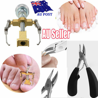 New Ingrown Toenail Toe Nail Clipper Cutter Fungus Scissors Chiropody Podiatry C