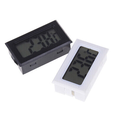 Mini digital lcd indoor convenient temperature sensor thermometer
