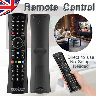 YOUVIEW Remote Control Universal  HuMax DTR-T2000   Delicate English Fonts NEW