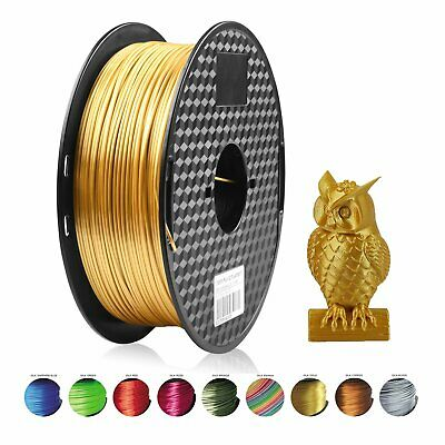3d Printer Filament Pla Silk Customers First Diligent Go 3d