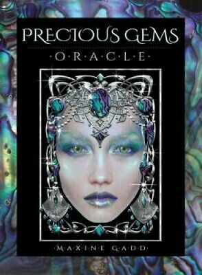 Precious Gems Oracle by Maxine Gadd 9781925538519 | Brand New | Free UK Shipping