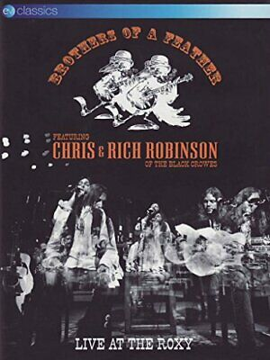 Brothers Of A Feather - Live At The Roxy [DVD... - Brothers Of A Feather CD AUVG