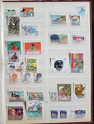 collections timbres postale divers pays