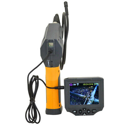 LCD Endoscope Industrial Inspection HD Camera Endoscope Corrosion-resistant