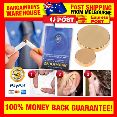 Quit Smoking Acupressure Therapy Patch Stop Smoking Quitting Vaping Quit Vape
