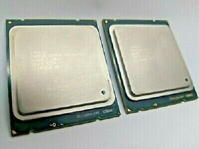 Intel Xeon E5-2687W 3.1GHz 8 Core 16 Threads LGA2011 CPU Processor SR0KG
