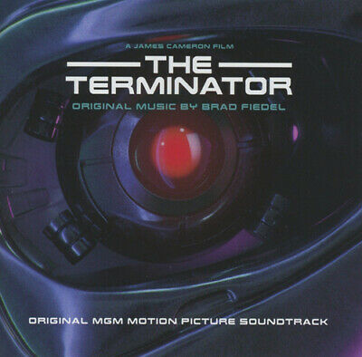 The Terminator CD (2016) ***NEW*** Value Guaranteed from eBay's biggest seller!