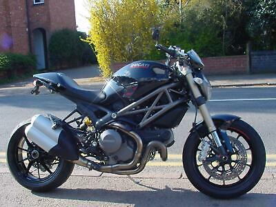 Ducati M1100 Monster Evo ABS sports naked