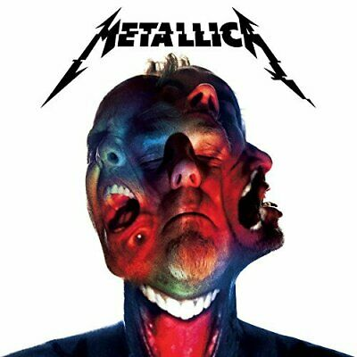 Metallica-Hardwired... To Self Delux CD NEW