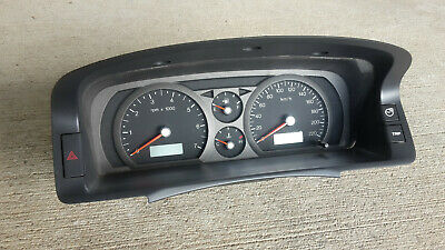 Dash cluster for Ford Falcon BA ute with 284943kms