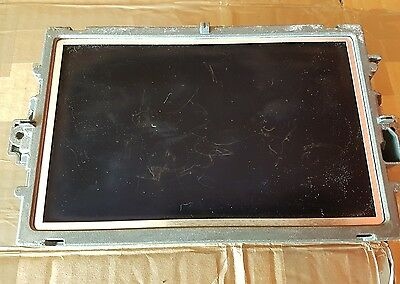 Mercedes C Class W204 Navigation Screen Monitor Genuine 2013
