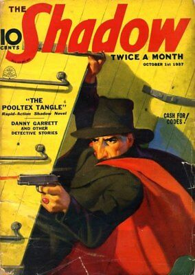 OTR: THE SHADOW - ORSON WELLES - MYSTERY CRIME DRAMA Old Time Radio 238 Episodes