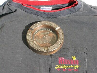 Winston Racing T Shirt and a Winston Select Ashtray,