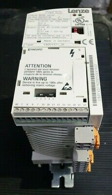 Lenze E82Ev371_2B 45443110 Frequency Converters (In21S2)