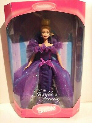 New Sparkle Beauty Barbie - Special Edition - 1997 -  Mnrfb