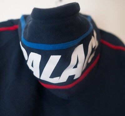 a0d4346fa78c Palace S Line Hoodie Navy - Large