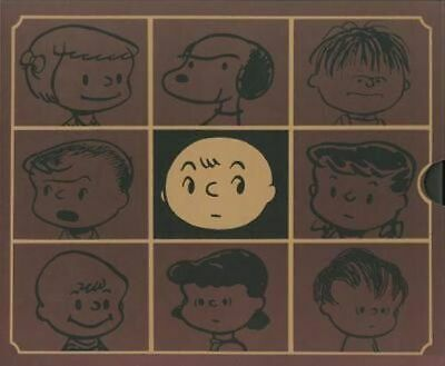 NEW The Complete Peanuts 1950-1954 Boxset By Charles M. Schulz Hardcover