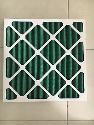 Spray Booth Air Inlet Panel Filer 495mm Square Pack Of 2