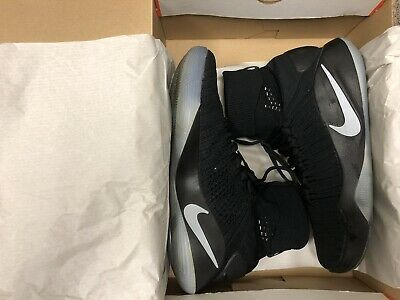 reputable site 4271b 5c98c NIKE HyperDunk 2016 FlyKnit Men s SIZE 13 Black Nike Basketball