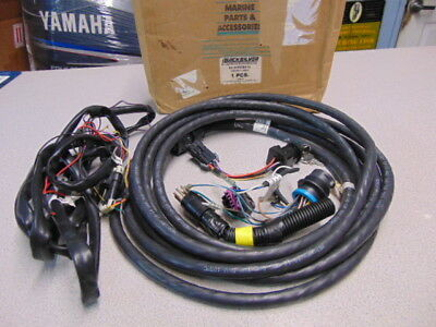 QUICKSILVER MERCURY WIRING Harness embly 84-86353A15 - $125.00 ... on mercury tach wiring, mercury wiring diagrams, mercury wiring color code, mercury voltage regulator, mercury harness part number,