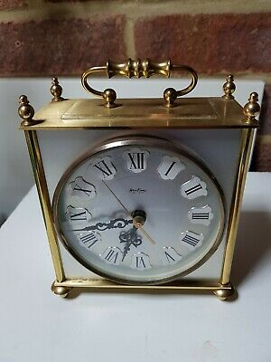 Bentima mantle clock