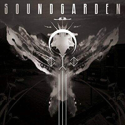 Soundgarden-Echo of Miles CD NEW