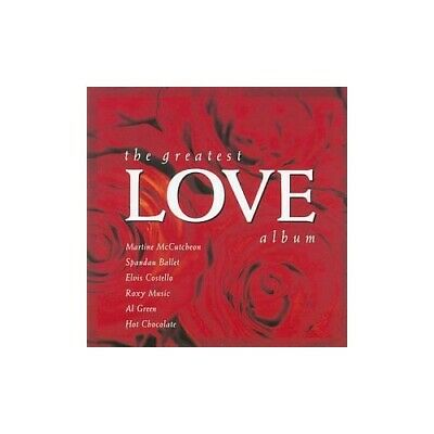Various Artists - The Greatest Love Album - Various Artists CD HSVG The Cheap