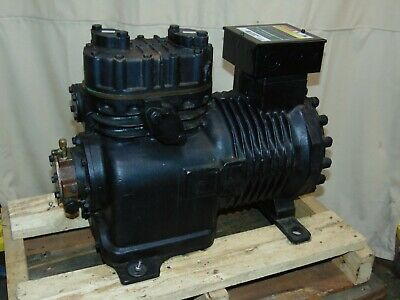 Copeland Copelametic Refrigeration Freon Compressor 208-230 3 Ph 37.3 208