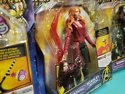 Marvel Avengers Infinity War Scarlet Witch