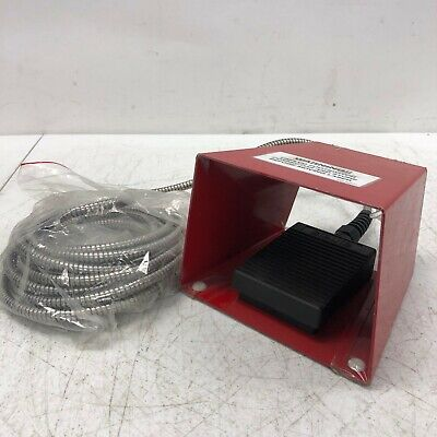 Steute KFS 1-PW-MED-AP Foot Pedal Tested and Working