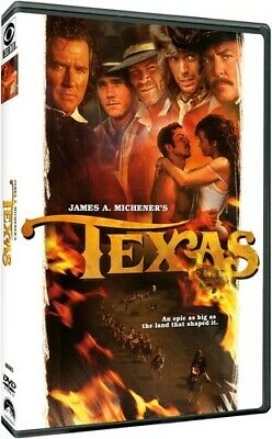 James a. Michener's Texas [New DVD]