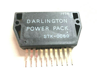 SANYO STK0050 Power Amplifier + Heat Sink Compound   FREE Shipping within the US