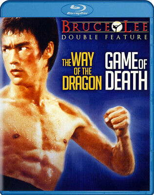 The Way Of The Dragon / Game Of Death (Bruce L Nuevo Azul