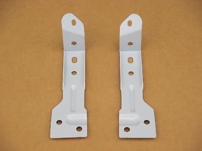 Left Hand Right Hand Lh Rh Fender Bracket Set Ford 2N 8N 9N Naa Massey 50 60 135