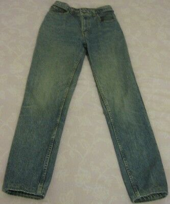 Levi Strauss 255 Vintage Size 11 High Waisted Jeans - Original Riveted