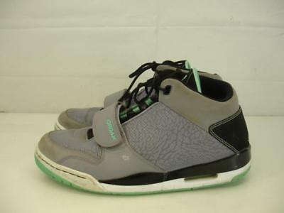 ab5b74d694b Mens sz 11.5 Nike Air Jordan Flight Club 90's Basketball Shoes 602661-013  Cement