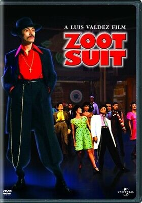 ZOOT SUIT New Sealed DVD Edward James Olmos