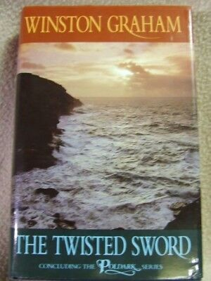 Winston Graham: The Twisted Sword, concluding The Poldark Series Guild hdbk 1991