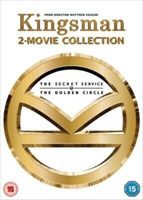 Kingsman - 2-movie Collection *NEW* DVD