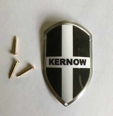 Kernow Walking Stick Badge