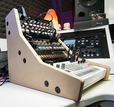 Precision Range Dual With Sq1 Korg Volca Stand Recessed For Live Performance